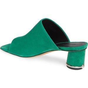 REBECCA MINKOFF - Aceline Mule/Slide Sandal/ 10M